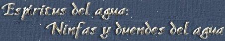 ESPIRITUS DEL AGUA,NINFAS Y DUENDES DE AGUA Titulo_ninfas