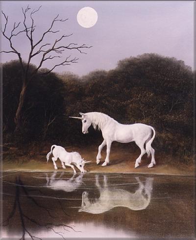 caballos alados